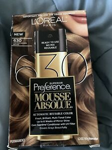 L'Oreal Paris Superior Preference Mousse Absolute, 630 Lightest Golden Brown