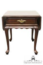 ETHAN ALLEN Georgian Court Pembroke End Table 11-8164 Vintage Finish