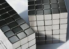 2550100250 5mm 316 Square Cube Magnets Us Seller N35 Neodymium