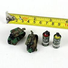 TB70-13 1/6 Scale Toys City TC-9018 NAVY CORPSMAN - Smoke Grenade w/ Pouch x2