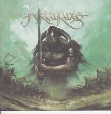 HELCARAXE-CD-Broadsword Satanize Nunslaughter Sodom Profanatica