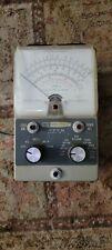 Vintage Heathkit Vtvm Im 11 Vacuum Tube Voltmeter Powers On Untested Good Shape
