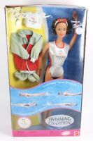 2000 Sydney Olympics Swimming Champion Teresa Barbie Doll BNIB