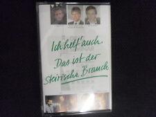 Ich helfe auch das ist der Steirische Brauch/STS, Hirsch Austropop Kassette/MC