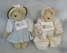 VINTAGE MUFFY VANDERBEAR HIGH TEA MINT 1989 CHRISTENING NM all tags