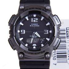 AQ-S810W-1A4V AQS810W Casio Tough Solar Wr100M Analog Digital Male Sports Watch