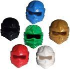 Lego 6 Ninjago Minifigure Hoods Ninja Head Lloyd Garmadon, Kai, Jay, Zane, Cole