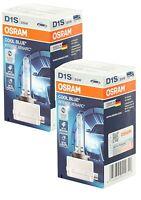 2 Piezas OSRAM D1S 66140CBI Cool Blue Intense Xenarc Lámpara Xenón bombilla
