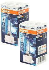2 Piezas Osram D1S 66140CBI Cool Blue Intense Xenarc Lámpara Xenón Bombilla de