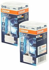 2 Stück OSRAM D1S 66140CBI Cool Blue Intense Xenarc Xenon Brenner bulb Autolampe