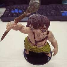 D&D Miniature Dungeons Dragons Hill Giant 31B/45 Wixards 2016 Figure loose