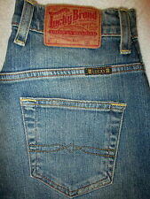 Lucky Easy Rider Stretch Womens Blue Denim Jeans Size 00 / 24 x 32  New
