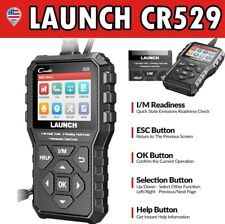 LAUNCH OBD2 EOBD Automotive Scanner Auto Code Reader Scan Tool as AD410 NT301
