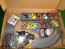 TYCO TCR CHANGEMENT DE FILE: CIRCUIT PICK-UP CHALLENGE + PACK VEHICULES-PIECES!!