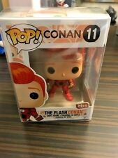 2017 FunKo SDCC The FLASH CONAN Exclusive Pop San Diego Comic Con in PopTector