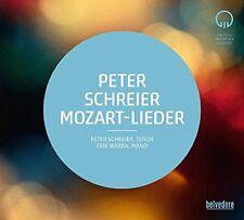 Peter Schreier - Peter Schreier MozartLieder [CD]