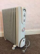 DeLonghi DL2401T 2400W Oil Heater
