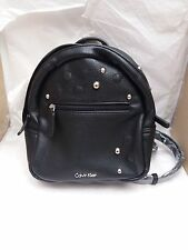 Calvin Klein Jeans Black Ladies Backpack Handbag - Brand New with Tags