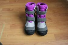 ADIDAS SNOW BOOTS YOUTH GIRL SZ 3
