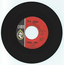 SOUL 45 PETE ANTELL NIGHT TIME ON  CAMEO  STRONG VG ORIGINAL
