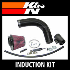 K&N 57i Performance Air Induction Kit 57-0686 - K and N High Flow Original Part