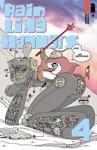 Rain Like Hammers #1-4 | Select Main | Image Comics NM 2021