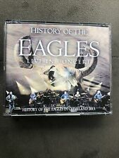 Eagles-Cleveland 2013-Three Mint CDr Set-Used Once For Download