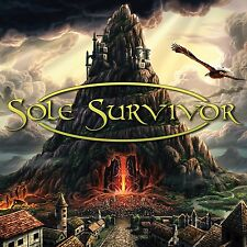 Sole Survivor NEW self titled CD