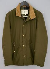 Barbour Spoonbill Casual Giacca Uomo Traspirante Impermeabile Jacket Tg. M