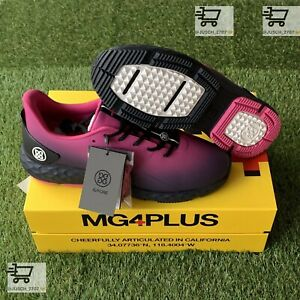 G/FORE GFORE MG4+ Limited Pink Raspberry Shade Golf Shoe Sneaker Swag ⛳️ US 11.5