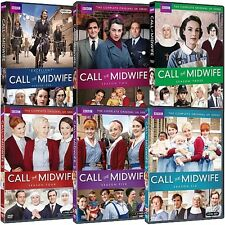 Call the Midwife Season One-Six 1-6 DVD Bundle (2017, 17-Disc)1 2 3 4 5 6