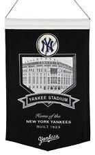 New York Yankees Yankee Stadium Stadium Banner Wool