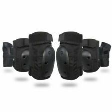 6 Pcs Skating Protective Gear Cycling Knee Elbow Wrist Pad Skate for Adult �