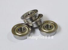 5pcs Miniature Flange Bearing 5x14x5mm 5x14x5 F605ZZ