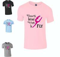 Dance Funny Slogan T-Shirt Leap Jazz Fly Xmas Gift Secret Santa Dancer Lyrical