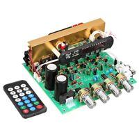 Scheda Amplificatore Bluetooth 80W Scheda Audio Amplificatore Subwoofer 2.1 O3R4