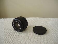 Pentacon Prakticar 50mm f/1.8 MC B Mount Prime Standard Camera Lens 2633958