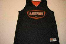 Hartford Connecticut Basketball #00 Reversible Jersey Nike Large