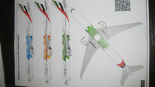 Boeing 777 Emirates EXPO 2020 decal 1144 for Revell