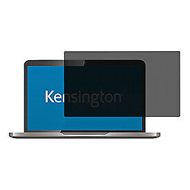 """Kensington 626474 Privacy Filter 2 Way Removable 17.3 """" Widescreen 16:9"""