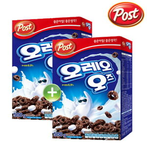 Post OREO O's  Genuine Cereal  35OZ (500g+500g)  OREO®  Cookie Taste Marshmallow