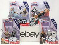 Playskool Star Wars Galactic Heroes Jedi Force Clone Skywalkers Yoda AsajjToys