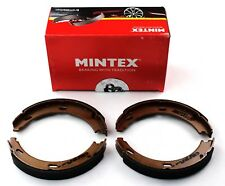 MINTEX REAR AXLE BRAKE SHOES SET FOR MERCEDES BENZ MFR255 (REAL IMAGE OF PART)