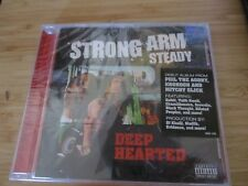 Deep Hearted [PA] by Strong Arm Steady (CD, Aug-2007, Nature Sounds)