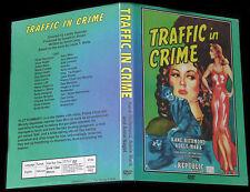 TRAFFIC IN CRIME - DVD - Kane Richmond, Adele Mara