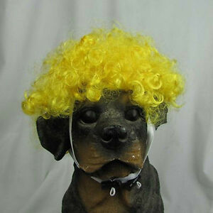 2018 Synthetic Pet Wig Dogs Cats Wig LOVELY Dog Cat SUPPLIER SIZE Small