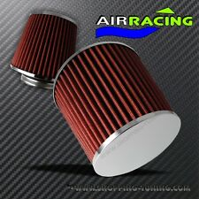 KI FILTRE A AIR D ADMISSION DIRECT SPORT UNIVERSEL CONE TYPE KN GREEN JR RACING