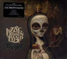 Zac Brown Band: Uncaged [2012] | CD NUOVO