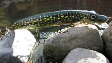 JAXON LURE WOBBLER HOLO SELECT PIKE  MAX  30 cm  PRICE HIT !!!!