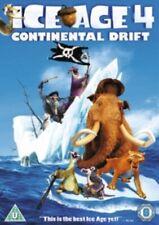 ∆∆∆∆ ICE AGE 4 FOUR - CONTINENTAL DRIFT - GENUINE UK REGION 2 DVD